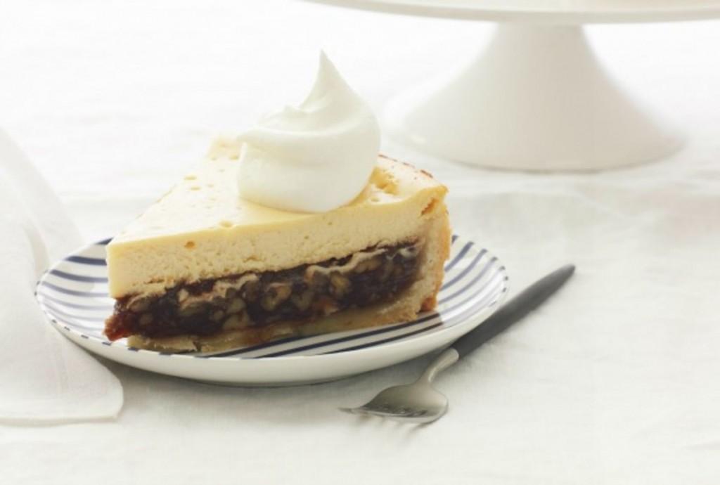 Cheesecake y panela