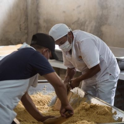 THE LAWS THAT GOVERN THE PANELA PRODUCTION